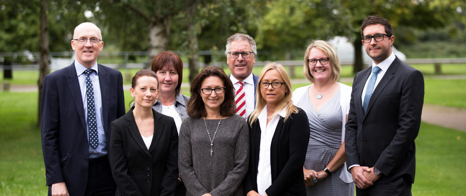 Barratts Solicitors team