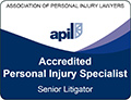 apil accredited senior litigator