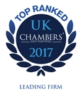 Chambers top ranked firm