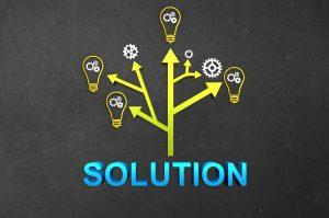 Solutions tree