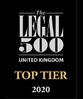 Chambers top 500 firm 2020